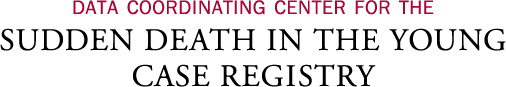 Data Coordinating Center For The Sudden Death In The Young Case Registry